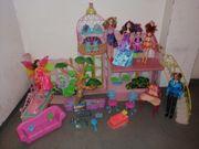 Barbieschloss von Barbie und die