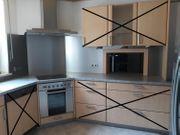 Küche Dunstabzug Herd Schränke Spüle