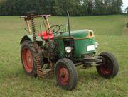 Traktor Deutz Oldtimer