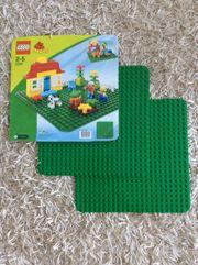 2 Lego Duplo Bauplatten