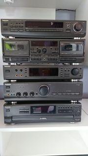 Technics Stereoanlage komplett +