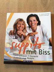 Suppito mit Biss - Kochbuch