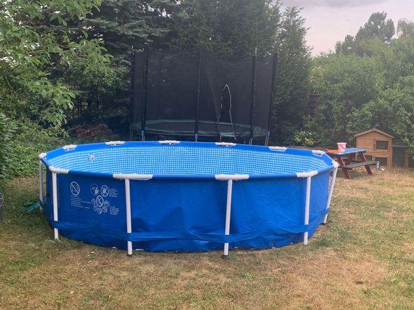 Komplett Pool 366 x 76