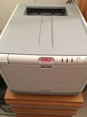 oki Laserdrucker C