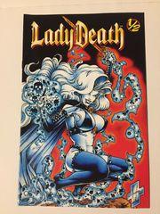Lady Death 1 2 - Sonderheft