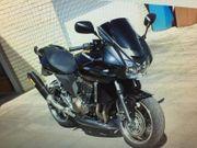 Kawasaki Motorrad Z750S Garagenfahrzeug