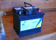 Neue Auto - Batterie 45 Ah