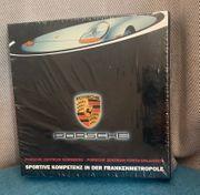 Porsche Memory Spielkarten unbenutzt Jahr