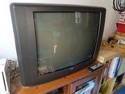 Röhrenfernseher Fernsehgerät Fernseher voll funktionsfähig