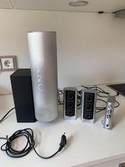 Sony PC Speaker Alu Lautsprecher