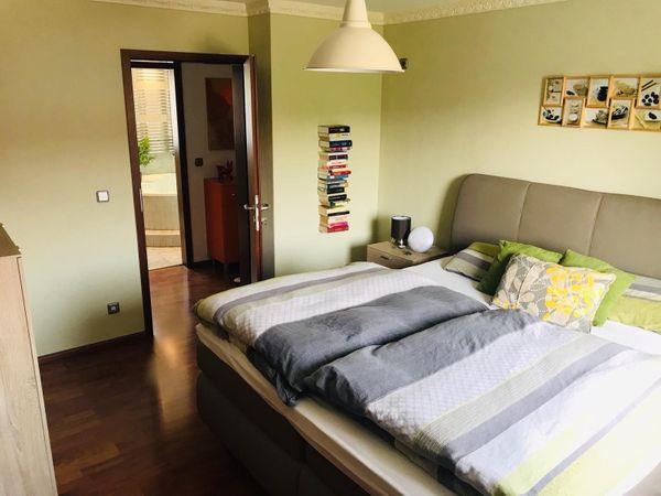 komplettes hochwertiges Schlafzimmer incl. BOXSPRINGBETT wie ...