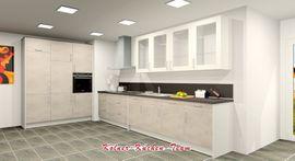 Küchenzeilen, Anbauküchen - KÜCHE von NOBILIA 400 180
