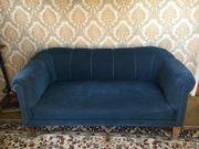 Antikes Sofa Dreisitzer ca 1940