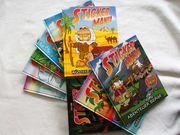 Stickermania Bücher