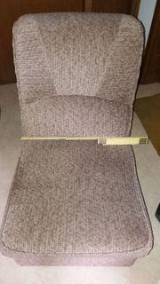 2 Sesselelemente zu verschenken