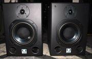 Quested S8R Monitore Studiomonitore Abhörboxen