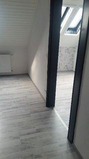 Dachgeschoss Wohnung 35 qm Neu