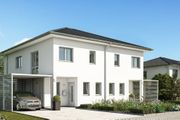Doppelhaus in Richen-Eppingen