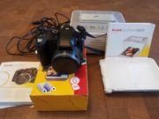Kodak Z1015 IS mit Tasche