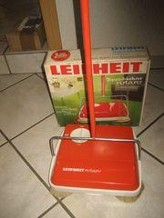 Leifheit Rotaro Bodenkehrer Bodenkehrmaschine Kehrmaschine