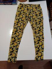 Bananenleggings von H M