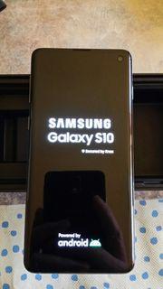 Samsung S10 Prims Black