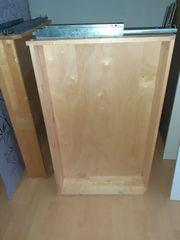 2 x Schubladen Holz für
