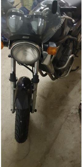 Kawasaki bis 500 ccm - Saisonstart mit Kawasaki ER 500