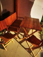 Balkon oder Terrassen Möbel