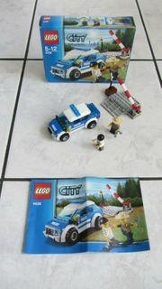 LEGO 4436 LEGO City Streifenwagen