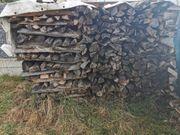 Holz Brennholz Hartholz