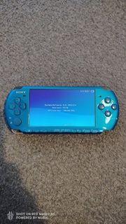PSP-3004 mit CFW und Emulatoren
