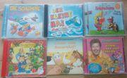 Verschiedene Musik- CD für Kinder