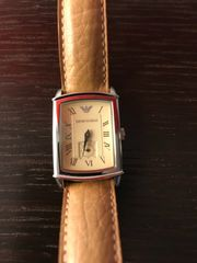 Original ARMANI Damen Armbanduhr