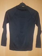 Skiunterhemd Funktions-Unterwäsche Gr M schwarz