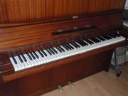 Klavier GEYER Klavierbank GRATIS
