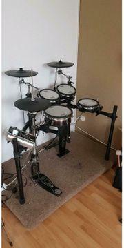 Roland TD-9 E-Drum Update auf