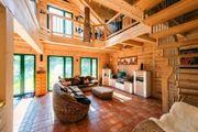 Holzblockhaus Duglastanne Neu