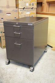 Rollcontainer Schubladenschrank Bürocontainer Stahlcontainer Becker
