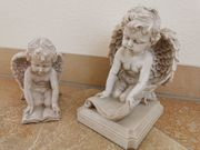 WIE NEU Edle Buchstützen Engel