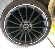 Mercedes cla AMG originalkopletträder