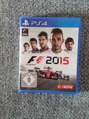 F1 2015 für PS4- neuwertig