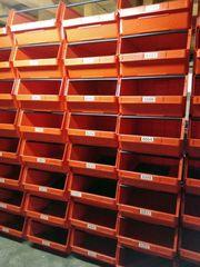 Lagerfixbox Sichtlagerkästen Lagerkiste Stapelkiste SSI
