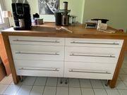 Ikea Küchenblock Arbeiten und Essen