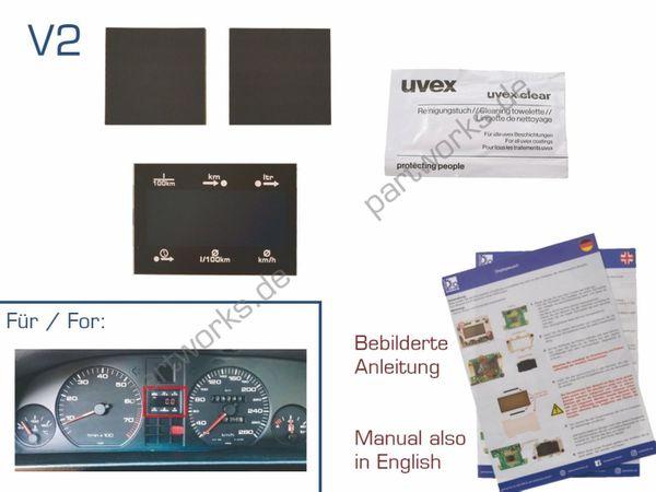 Display für Audi 80 100