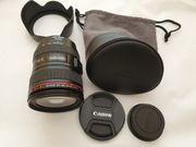 Canon Profi Zoomobjektiv EF 24-105mm