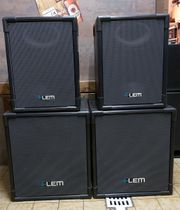 ProfiLautsprecher System LEM by General