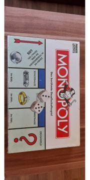 Monopoly Brettspiel 1996