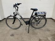 SAXONETTE Touring Damen E-City-Bike 28