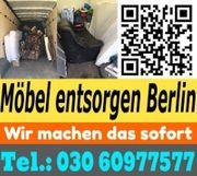 Möbel entsorgen Berlin Matratze Bett